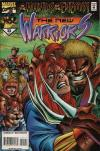 New Warriors #55 comic books - cover scans photos New Warriors #55 comic books - covers, picture gallery