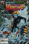 New Warriors #56 comic books - cover scans photos New Warriors #56 comic books - covers, picture gallery