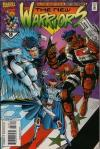 New Warriors #58 comic books - cover scans photos New Warriors #58 comic books - covers, picture gallery