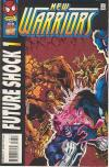 New Warriors #68 comic books - cover scans photos New Warriors #68 comic books - covers, picture gallery