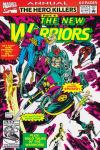 New Warriors #2 comic books for sale