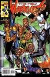 New Warriors #10 comic books - cover scans photos New Warriors #10 comic books - covers, picture gallery