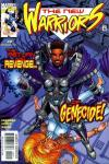 New Warriors #2 comic books - cover scans photos New Warriors #2 comic books - covers, picture gallery