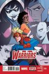 New Warriors #10 comic books for sale