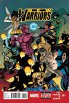 New Warriors #11 comic books for sale