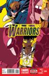 New Warriors #4 Comic Books - Covers, Scans, Photos  in New Warriors Comic Books - Covers, Scans, Gallery