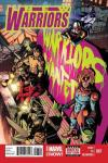 New Warriors #7 comic books for sale