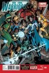 New Warriors #8 comic books for sale