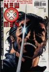 New X-Men #115 comic books - cover scans photos New X-Men #115 comic books - covers, picture gallery