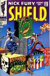 Nick Fury: Agent of SHIELD comic books