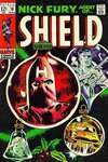 Nick Fury: Agent of SHIELD #10 comic books - cover scans photos Nick Fury: Agent of SHIELD #10 comic books - covers, picture gallery