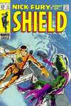 Nick Fury: Agent of SHIELD #11 comic books - cover scans photos Nick Fury: Agent of SHIELD #11 comic books - covers, picture gallery