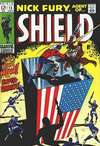 Nick Fury: Agent of SHIELD #13 comic books - cover scans photos Nick Fury: Agent of SHIELD #13 comic books - covers, picture gallery