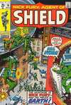 Nick Fury: Agent of SHIELD #16 comic books - cover scans photos Nick Fury: Agent of SHIELD #16 comic books - covers, picture gallery