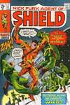 Nick Fury: Agent of SHIELD #17 comic books - cover scans photos Nick Fury: Agent of SHIELD #17 comic books - covers, picture gallery