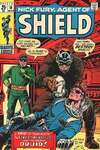 Nick Fury: Agent of SHIELD #18 comic books - cover scans photos Nick Fury: Agent of SHIELD #18 comic books - covers, picture gallery