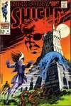 Nick Fury: Agent of SHIELD #3 comic books - cover scans photos Nick Fury: Agent of SHIELD #3 comic books - covers, picture gallery