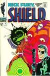 Nick Fury: Agent of SHIELD #5 comic books - cover scans photos Nick Fury: Agent of SHIELD #5 comic books - covers, picture gallery