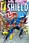 Nick Fury: Agent of SHIELD #1 comic books - cover scans photos Nick Fury: Agent of SHIELD #1 comic books - covers, picture gallery