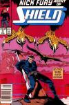 Nick Fury: Agent of SHIELD #11 Comic Books - Covers, Scans, Photos  in Nick Fury: Agent of SHIELD Comic Books - Covers, Scans, Gallery