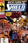 Nick Fury: Agent of SHIELD #15 comic books - cover scans photos Nick Fury: Agent of SHIELD #15 comic books - covers, picture gallery