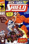 Nick Fury: Agent of SHIELD #19 comic books - cover scans photos Nick Fury: Agent of SHIELD #19 comic books - covers, picture gallery
