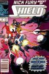 Nick Fury: Agent of SHIELD #2 comic books for sale