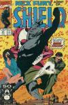 Nick Fury: Agent of SHIELD #21 comic books - cover scans photos Nick Fury: Agent of SHIELD #21 comic books - covers, picture gallery