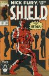 Nick Fury: Agent of SHIELD #23 comic books - cover scans photos Nick Fury: Agent of SHIELD #23 comic books - covers, picture gallery