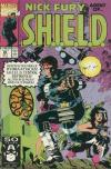 Nick Fury: Agent of SHIELD #25 comic books - cover scans photos Nick Fury: Agent of SHIELD #25 comic books - covers, picture gallery