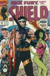Nick Fury: Agent of SHIELD #26 comic books - cover scans photos Nick Fury: Agent of SHIELD #26 comic books - covers, picture gallery