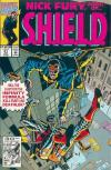 Nick Fury: Agent of SHIELD #31 comic books - cover scans photos Nick Fury: Agent of SHIELD #31 comic books - covers, picture gallery