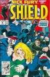 Nick Fury: Agent of SHIELD #32 comic books - cover scans photos Nick Fury: Agent of SHIELD #32 comic books - covers, picture gallery