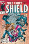Nick Fury: Agent of SHIELD #33 comic books - cover scans photos Nick Fury: Agent of SHIELD #33 comic books - covers, picture gallery
