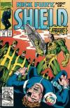 Nick Fury: Agent of SHIELD #34 comic books - cover scans photos Nick Fury: Agent of SHIELD #34 comic books - covers, picture gallery