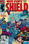 Nick Fury: Agent of SHIELD #35 comic books - cover scans photos Nick Fury: Agent of SHIELD #35 comic books - covers, picture gallery