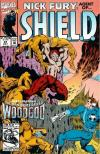 Nick Fury: Agent of SHIELD #37 comic books for sale