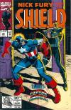 Nick Fury: Agent of SHIELD #44 comic books for sale
