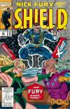 Nick Fury: Agent of SHIELD #46 comic books - cover scans photos Nick Fury: Agent of SHIELD #46 comic books - covers, picture gallery
