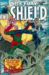 Nick Fury: Agent of SHIELD #47 comic books for sale