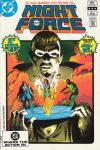 Night Force #1 comic books - cover scans photos Night Force #1 comic books - covers, picture gallery