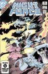 Night Force #14 Comic Books - Covers, Scans, Photos  in Night Force Comic Books - Covers, Scans, Gallery