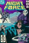 Night Force #5 comic books - cover scans photos Night Force #5 comic books - covers, picture gallery