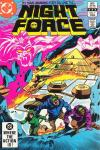 Night Force #7 comic books - cover scans photos Night Force #7 comic books - covers, picture gallery
