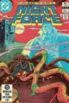 Night Force #9 comic books - cover scans photos Night Force #9 comic books - covers, picture gallery