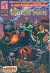 Night Man #6 Comic Books - Covers, Scans, Photos  in Night Man Comic Books - Covers, Scans, Gallery