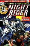 Night Rider comic books