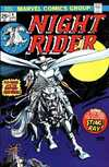Night Rider #4 comic books for sale