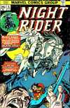 Night Rider #6 comic books - cover scans photos Night Rider #6 comic books - covers, picture gallery