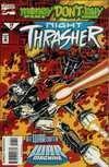 Night Thrasher #17 comic books - cover scans photos Night Thrasher #17 comic books - covers, picture gallery